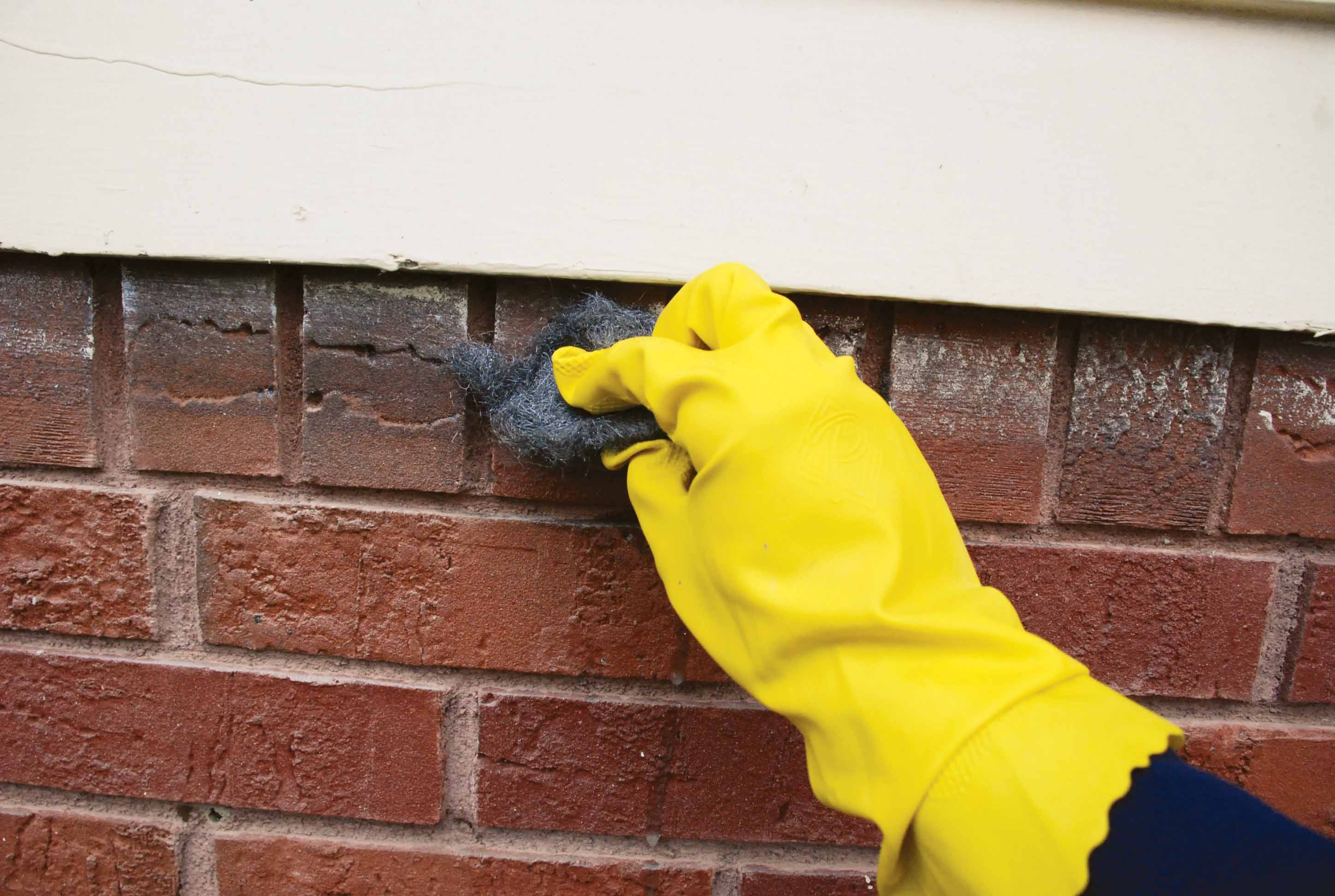 How To Remove Paint From Brick One Cherry Tree Lane